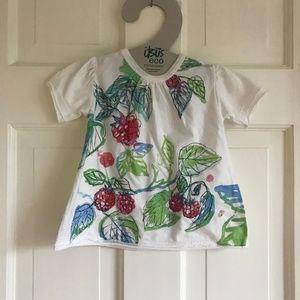 tsus eco  Organic Dress Sz 6-9 M New